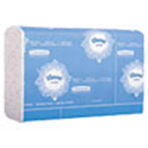 Kleenex Reveal Multi-Fold Towels  2-Ply  8 x 9 4  White  16 Carton (KCC46321)