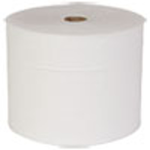 Scott Pro Small Core High Capacity SRB Bath Tissue  Septic Safe  2-Ply  White  1100 Sheets Roll  36 Rolls Carton (KCC47305)