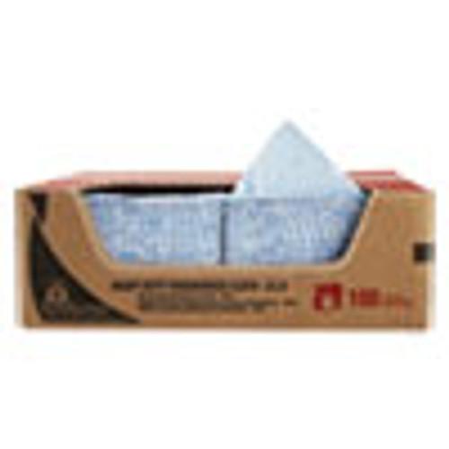 WypAll Heavy-Duty Foodservice Cloths  12 5 x 23 5  Blue  100 Carton (KCC51633)