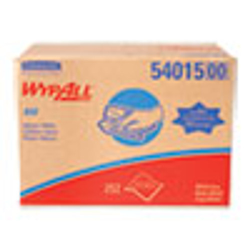 WypAll X60 Cloths  16 8  x 12 1 2   252 Carton (KCC54015)