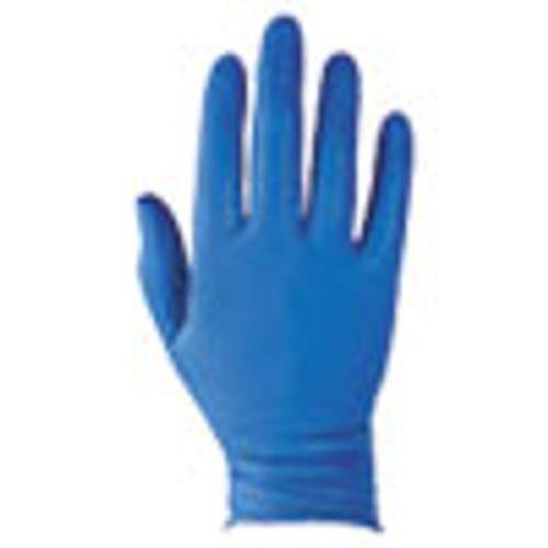 KleenGuard G10 Nitrile Gloves  Artic Blue  Large  2000 Carton (KCC90098CT)