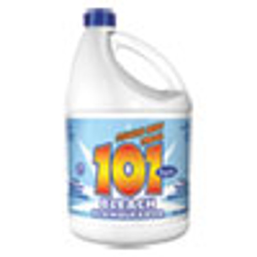 101 Regular Cleaning Low Strength Bleach  1 gal Bottle  6 Carton (KIK11006755042)