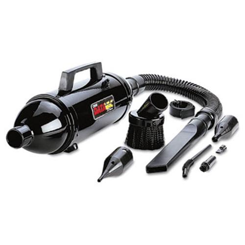 DataVac Metro Vac Portable Hand Held Vacuum and Blower with Dust Off Tools (MEVMDV1BA)