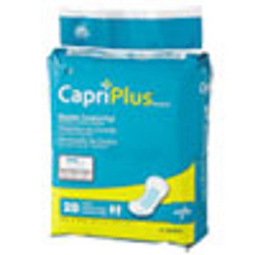 Medline Capri Plus Bladder Control Pads  Ultra Plus  8  x 17   28 Pack (MIIBCPE03)