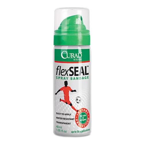 Curad Flex Seal Spray Bandage  40mL (MIICUR76124RB)