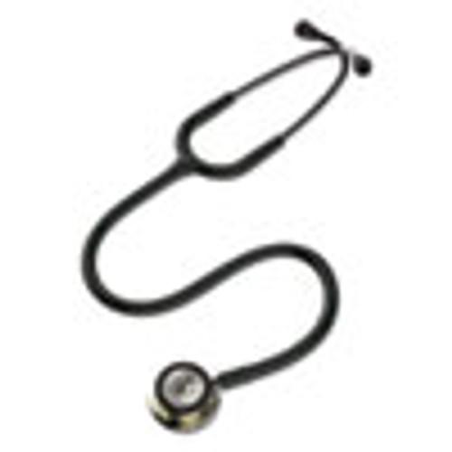 3M Littmann Classic III Monitoring Stethoscope  Double-Sided Chestpiece  27  Black (MMM586127)