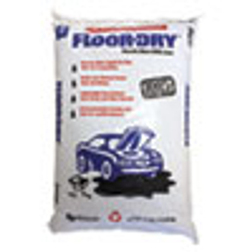 Floor-Dry DE Premium Oil Absorbent  Diatomaceous Earth  25lb Poly Bag (MOLM9825)