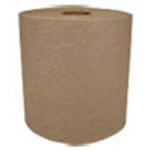 Morcon Tissue Morsoft Universal Roll Towels  1-Ply  8  x 700 ft  Kraft  6 Rolls Carton (MOR6700R)