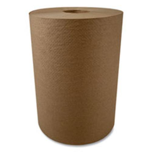 Morcon Tissue 10 Inch Roll Towels  1-Ply  10  x 800 ft  Kraft  6 Rolls Carton (MORR106)