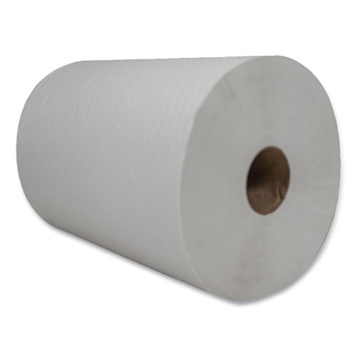 Morcon Tissue 10 Inch Roll Towels  1-Ply  10  x 800 ft  White  6 Rolls Carton (MORW106)