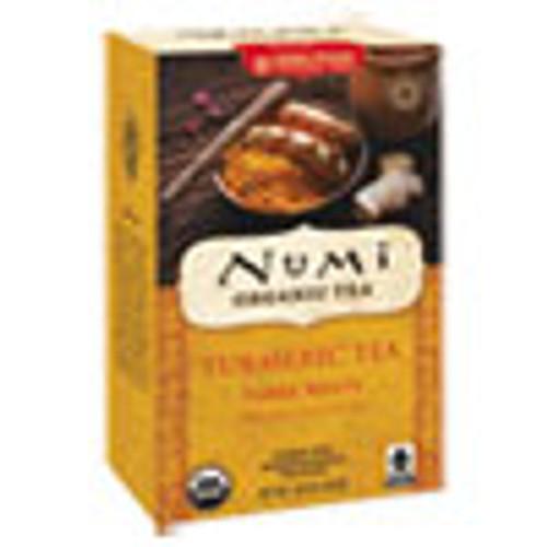 Numi Turmeric Tea  Three Roots  1 42 oz Bag  12 Box (NUM10550)