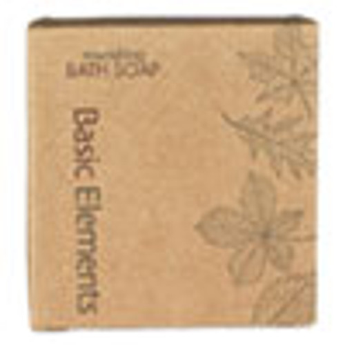 Basic Elements Bath Soap Bar  Clean Scent  1 41 oz  200 Carton (OGFSPBELBH)