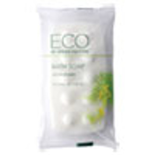 Eco By Green Culture Bath Massage Bar  Clean Scent  1 06 oz  300 Carton (OGFSPEGCBH)
