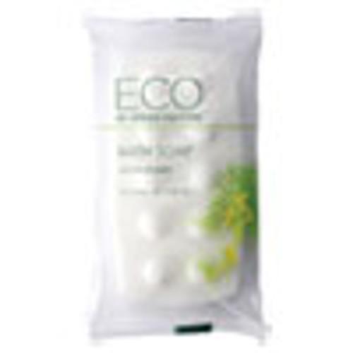 Eco By Green Culture Bath Massage Bar  Clean Scent  1 06 oz  300 Carton (OGFSPEGCBH)