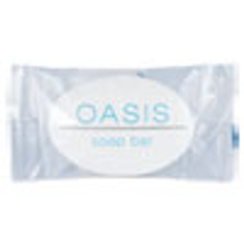 Oasis Soap Bar  Clean Scent  0 35 oz  1000 Carton (OGFSPOAS101709)
