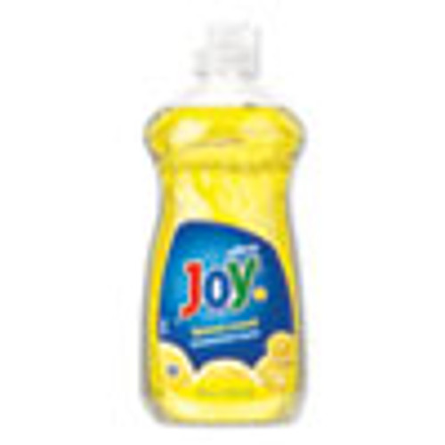 Joy Dishwashing Liquid  Lemon  12 6 oz Bottle  25 Carton (PBC00614)