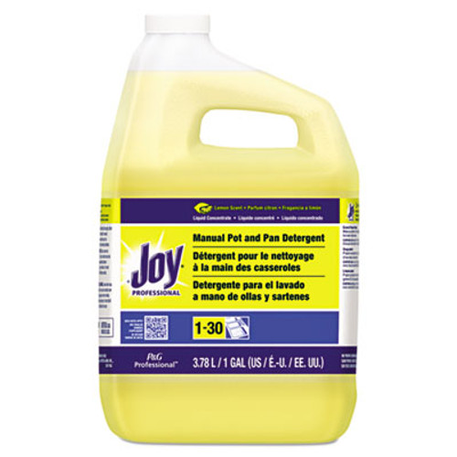 Joy Dishwashing Liquid  Lemon  One Gallon Bottle (PBC57447EA)