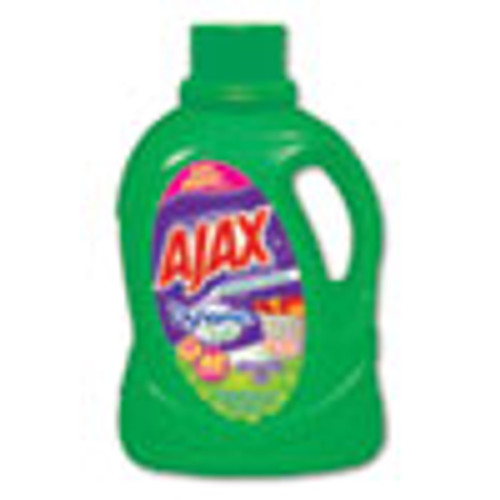 Ajax Laundry Detergent Liquid  Extreme Clean  Mountain Air Scent  40 Loads  60 oz Bottle  6 Carton (PBCAJAXX36)