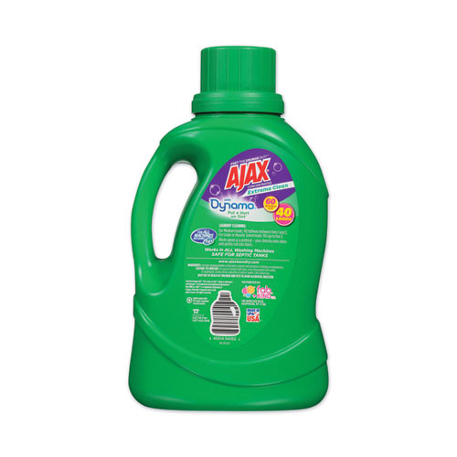 Ajax Laundry Detergent Liquid  Extreme Clean  Mountain Air Scent  40 Loads  60 oz Bottle (PBCAJAXX36EA)