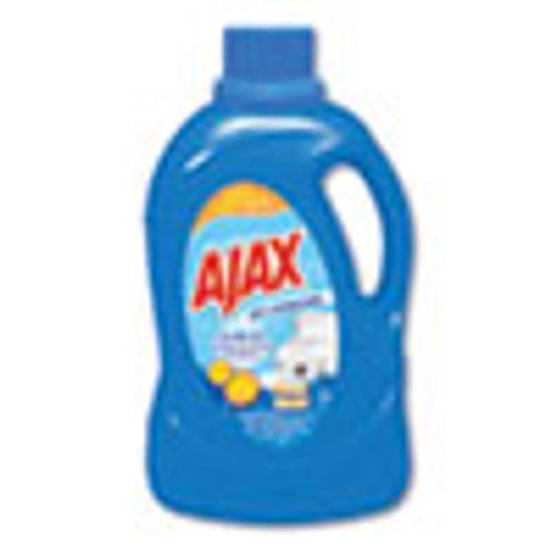 Ajax Laundry Detergent Liquid  Oxy Overload  Fresh Burst Scent  89 Loads  134 oz Bottle  4 Carton (PBCAJAXX42EA)