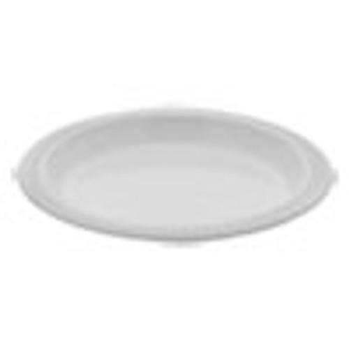 Pactiv MeadowareA   OPS Dinnerware  Plate  6  Diameter  White  1 000 Carton (PCTYMI6)
