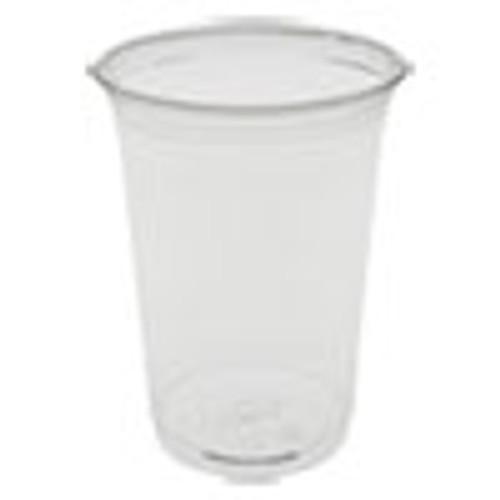 Pactiv Clear Plastic PETE Cups  10 oz  900 Carton (PCTYP10C)