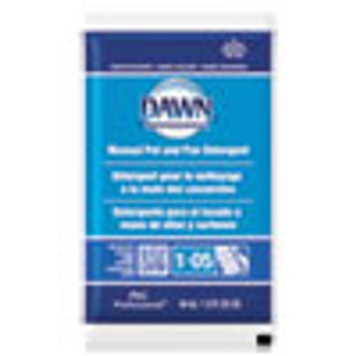 Dawn Professional Manual Pot Pan Dish Detergent  Original Scent  1 5 oz Packet  120 Carton (PGC01331)