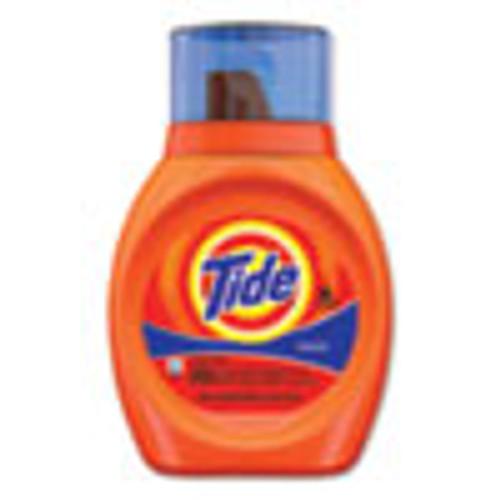 Tide Liquid  Laundry Detergent  Original  25oz Bottle (PGC13875)