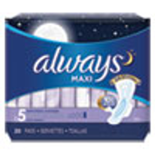 Always Maxi Pads  Extra Heavy Overnight  20 Pack (PGC17902PK)
