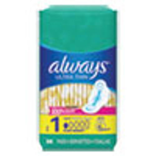 Always Ultra Thin Pads  Regular  36 Pack (PGC30656PK)