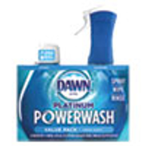 Dawn Platinum Powerwash Dish Spray  Fresh  16 oz Spray Bottle  2 Pack  3 Packs Carton (PGC31836)