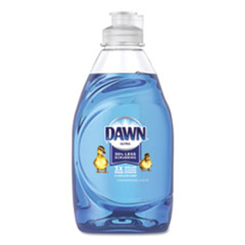 Dawn Ultra Liquid Dish Detergent  Dawn Original  7 oz Bottle  18 Carton (PGC41134)