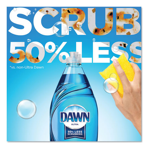 Dawn Ultra Liquid Dish Detergent  Dawn Original  7 oz Bottle  18 Carton (PGC41134)