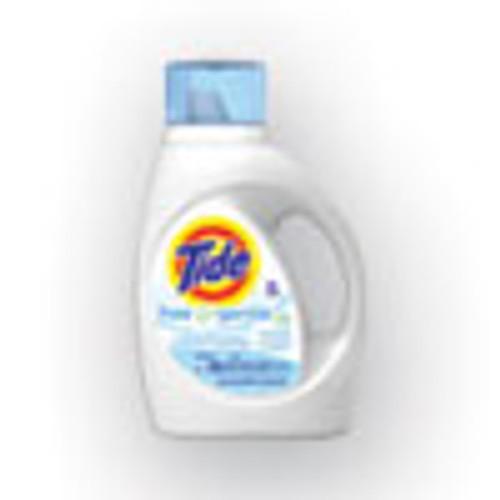 Tide Free and Gentle Laundry Detergent  32 Loads  46 oz Bottle  6 Carton (PGC41823)