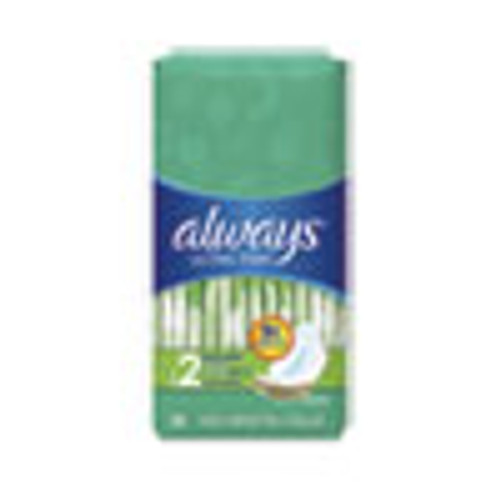 Always Ultra Thin Pads with Wings  Super Long 10 Hour  32 Pack (PGC59866PK)