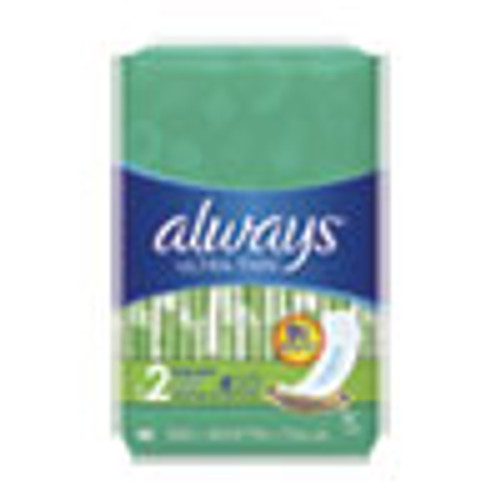 Always Ultra Thin Pads  Super Long 10 Hour  40 Pack (PGC59874PK)