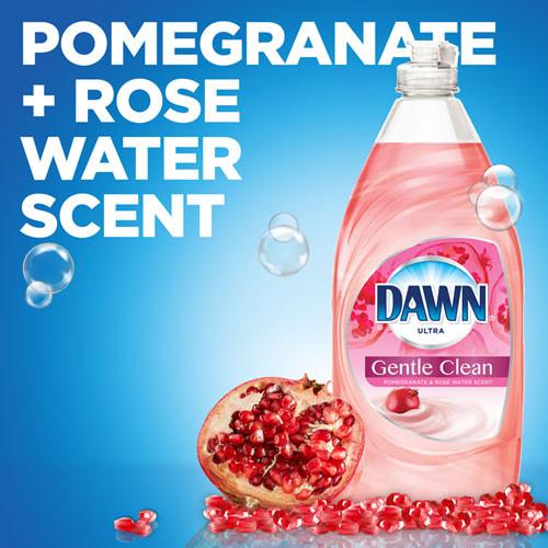 Dawn Ultra Gentle Clean  Pomegranate Splash  24 oz Bottle (PGC74093EA)