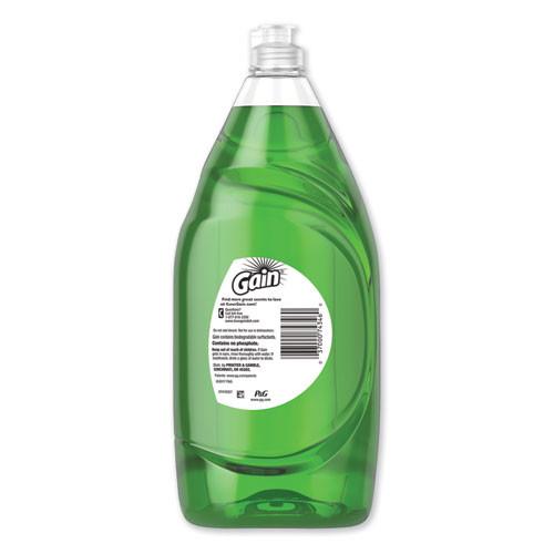 Gain Dishwashing Liquid  Gain Original  38 oz Bottle (PGC74346EA)