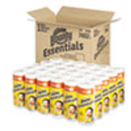Bounty Essentials Paper Towels  40 Sheets Roll  30 Rolls Carton (PGC74657)