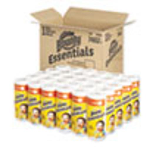 Bounty Essentials Paper Towels  40 Sheets Roll  30 Rolls Carton (PGC74657)