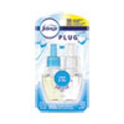 Febreze PLUG Air Freshener Refills  Linen and Sky  0 87 oz (PGC74901EA)