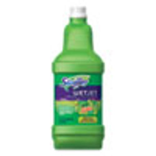 Swiffer WetJet System Cleaning-Solution Refill  Original Scent  1 25 L Bottle  4 Carton (PGC77809)