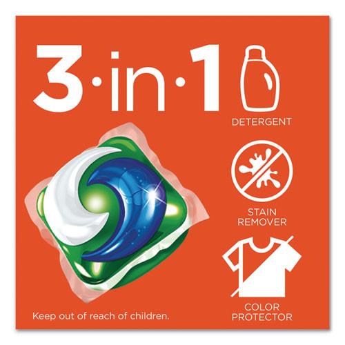 Tide Detergent Pods  Tide Original Scent  96 Tub  4 Tubs Carton (PGC80145)