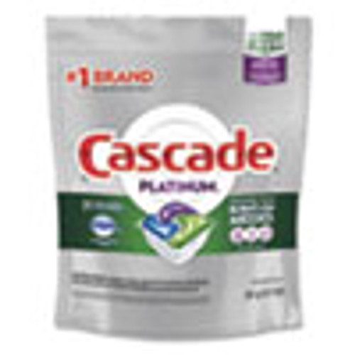 Cascade ActionPacs  Fresh Scent  11 7 oz Bag  21 Pack  5 Packs Carton (PGC80720)