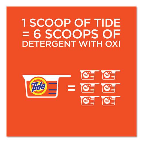 Tide Powder Laundry Detergent  Original Scent  20 oz Box  6 Carton (PGC81244)