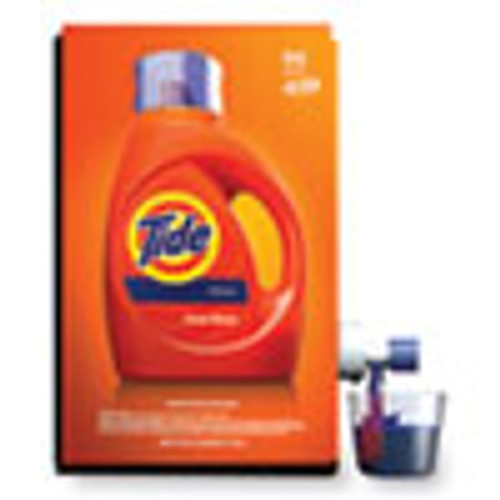 Tide Eco-Box HE Liquid Laundry Detergent  Tide Original Scent  105 oz Bag-In-A-Box (PGC89013)