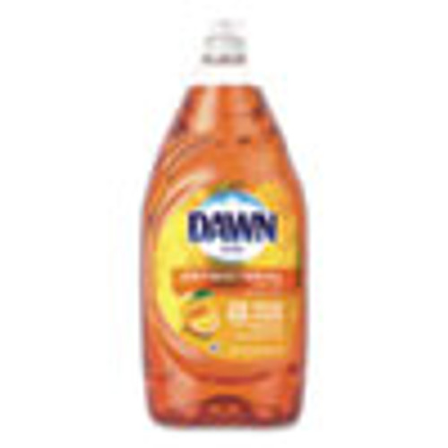 Dawn Ultra Antibacterial Dishwashing Liquid  Orange  40 oz Bottle (PGC91092EA)