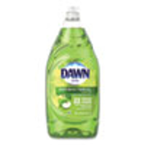 Dawn Ultra Antibacterial Dishwashing Liquid  Apple Blossom  40 oz Bottle  8 Carton (PGC91093)