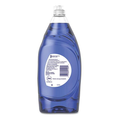 Dawn Ultra Platinum Dishwashing Liquid  Refreshing Rain  34 oz Bottle  8 Carton (PGC91200)