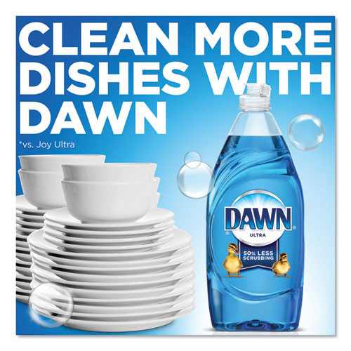 Dawn Liquid Dish Detergent  Original Scent  19 4 oz Bottle  10 Carton (PGC97305)